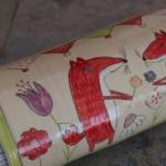 Zeitungshalter Keramik Maria Meier